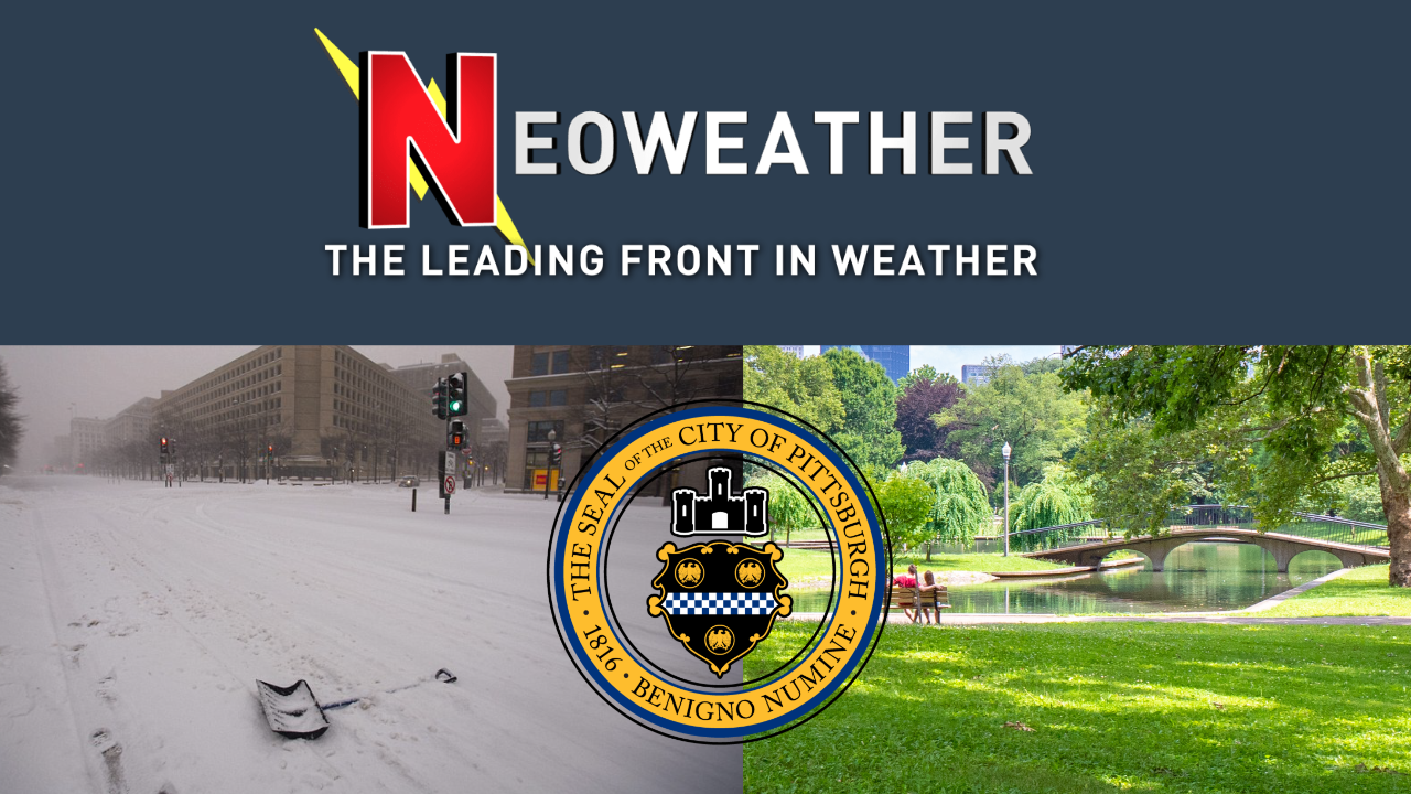 Expert Weather Forecasts: The City of Pittsburgh & Neoweather, LLC