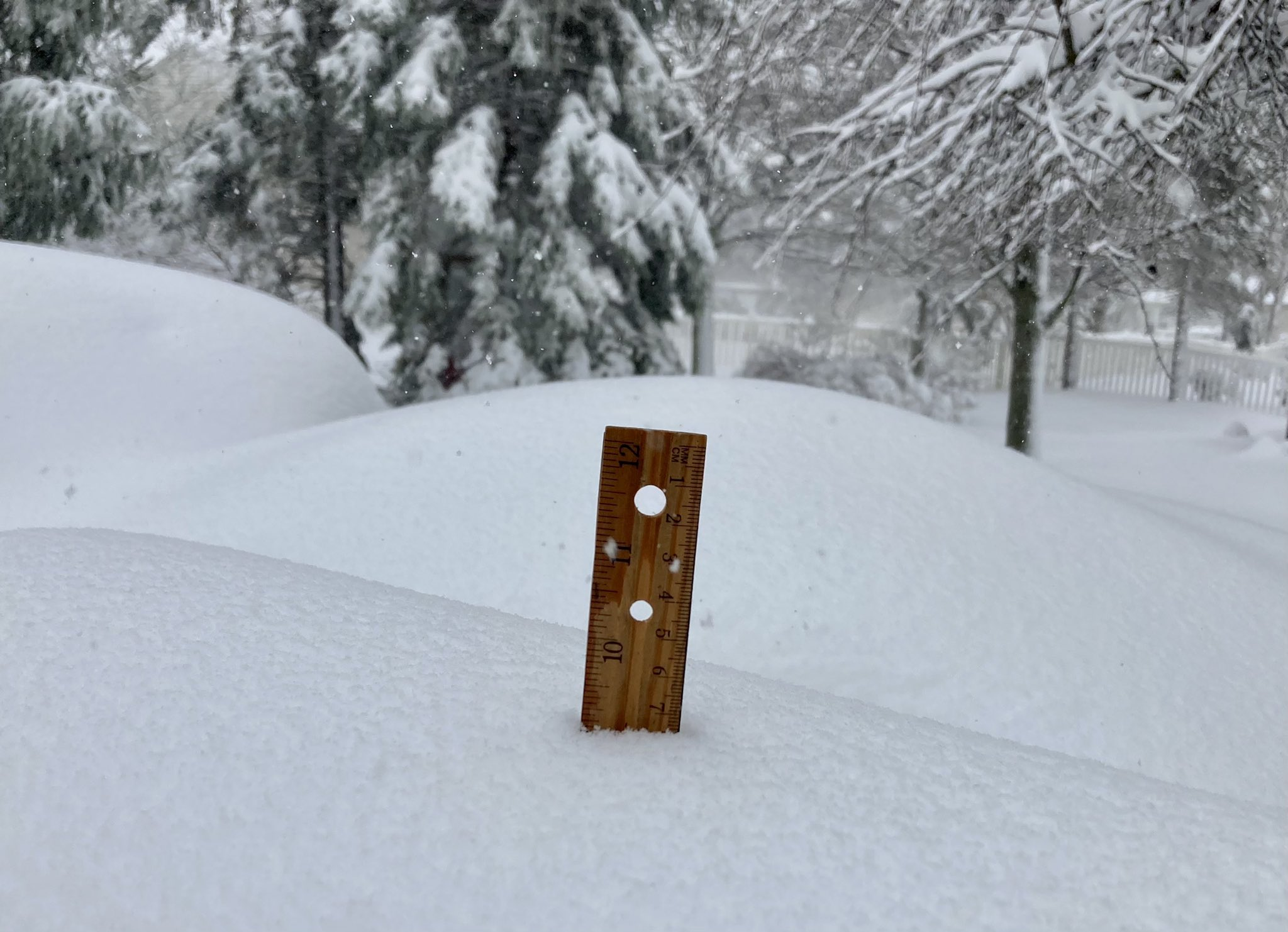 How Did We Do?  Our Forecast versus Reported Snowfall